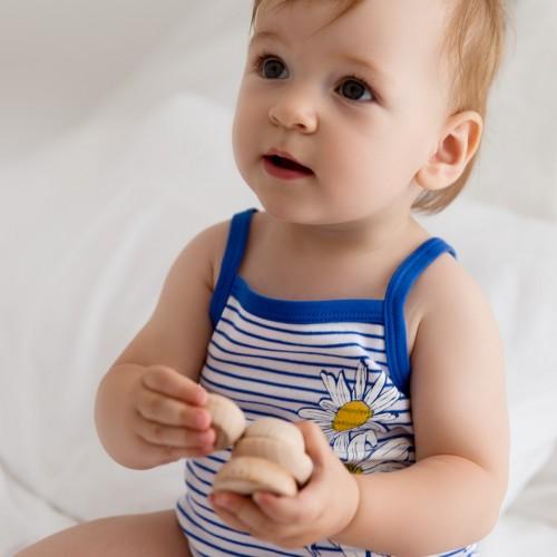 DAISY BABY BODI BEZ RUKAVA