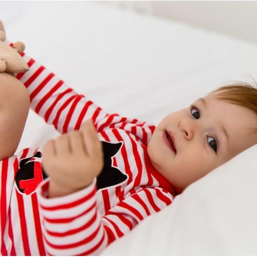 FOOTPRINT BABY BODI DUGI RUKAV